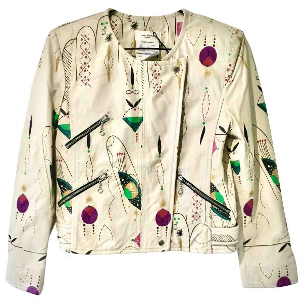 Etoile Isabel Marant Multicolour Leather Jacket