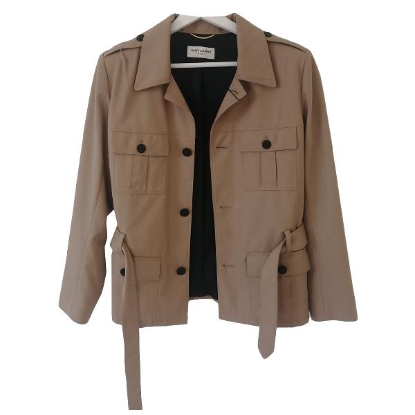 Saint Laurent Beige Jacket