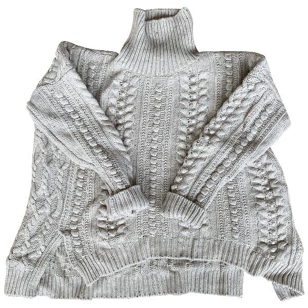 Celine Beige Wool Knitwear