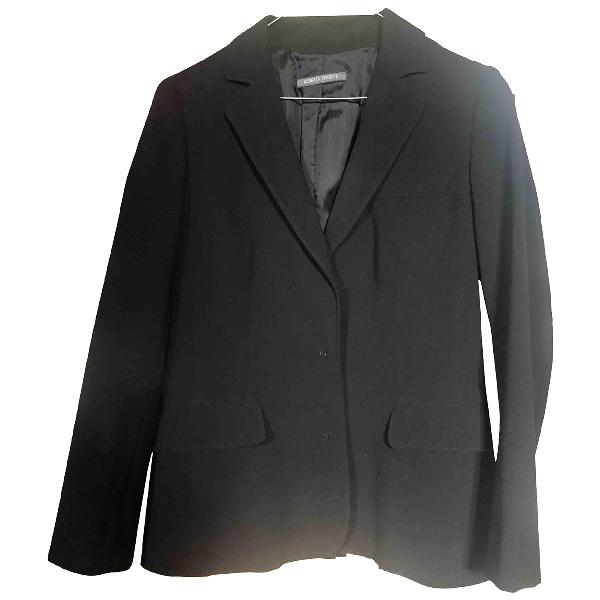 Alberta Ferretti Black Jacket