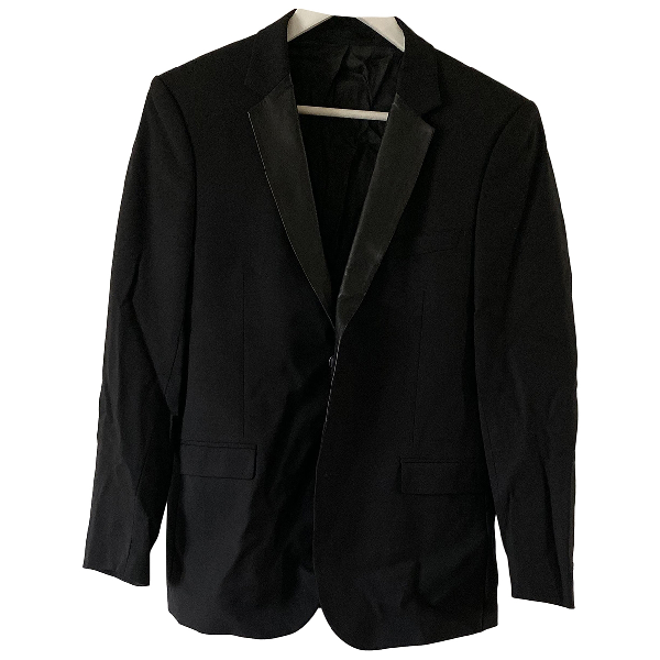 Iro Black Wool Jacket