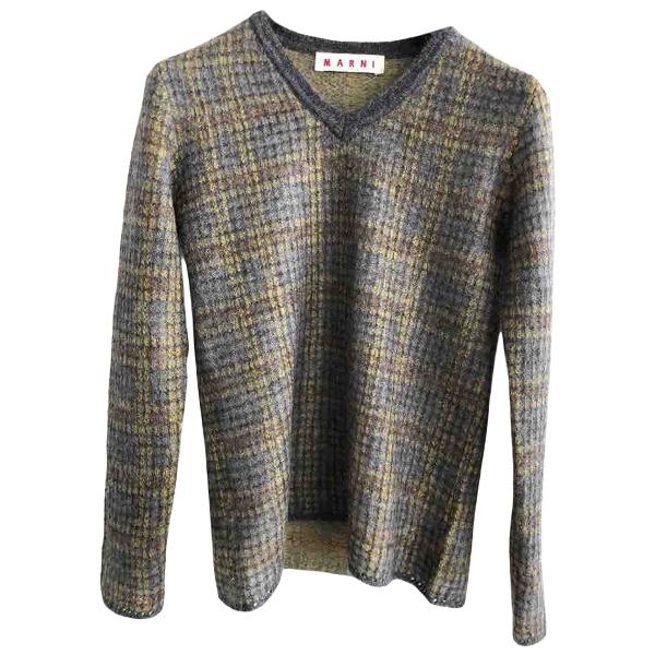 Marni Multicolour Wool Knitwear