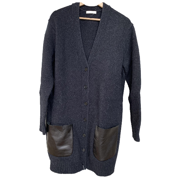 Celine Anthracite Cashmere Knitwear