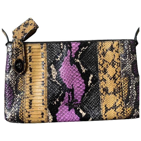 Coach Multicolour Leather Handbag