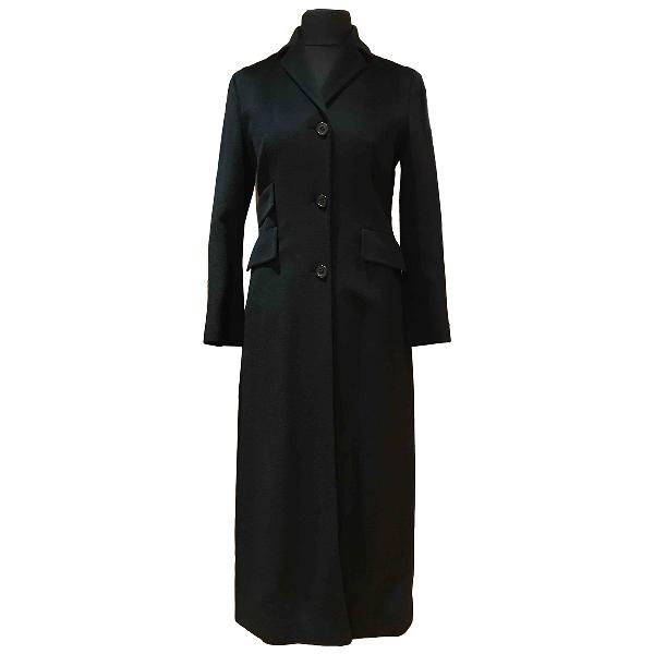 Hugo Boss Black Cashmere Coat