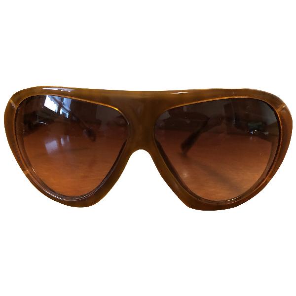 Versace Brown Sunglasses