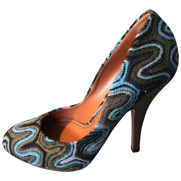 Missoni Multicolour Tweed Heels