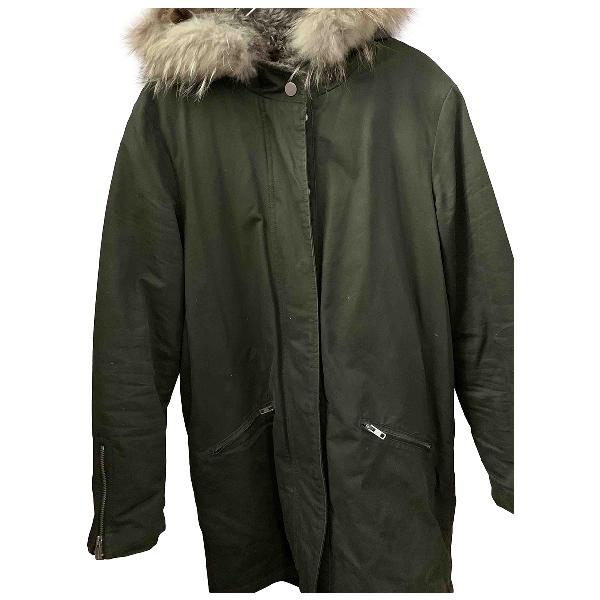 Suncoo Khaki Coat