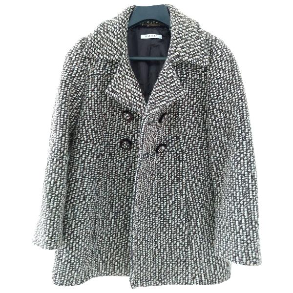 Marella Brown Wool Jacket