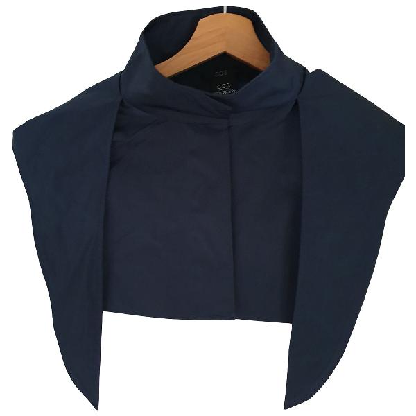 Cos Blue Coat