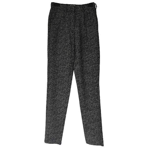 Essentiel Antwerp Black Trousers