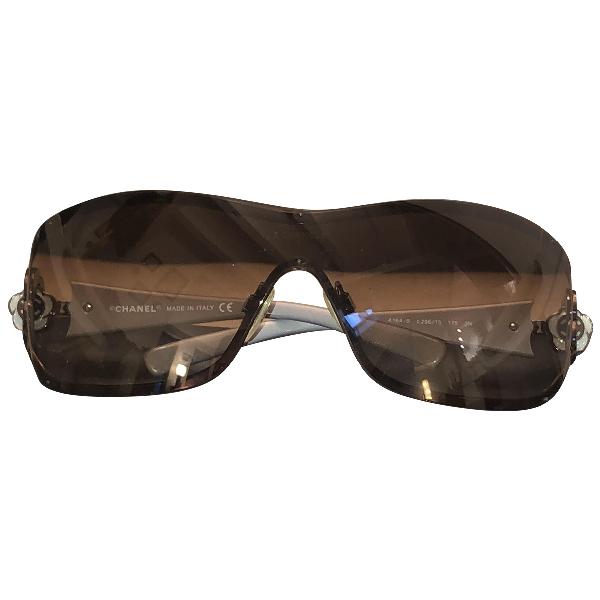 Chanel Black Sunglasses