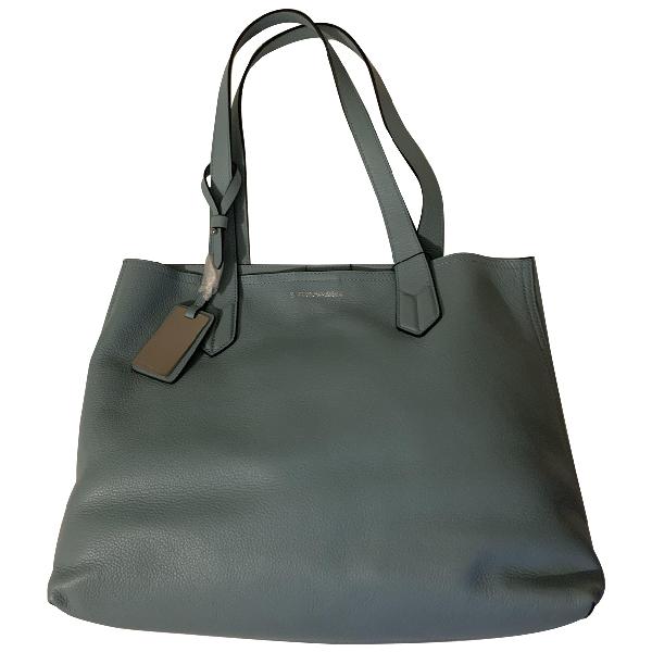 Emporio Armani Leather Handbag