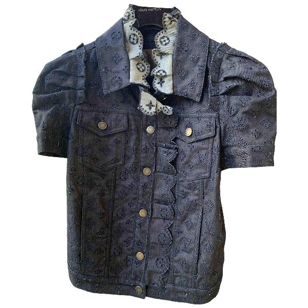 Louis Vuitton Navy Denim - Jeans Jacket