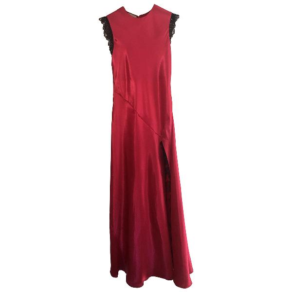 Philosophy Di Lorenzo Serafini Pink Dress