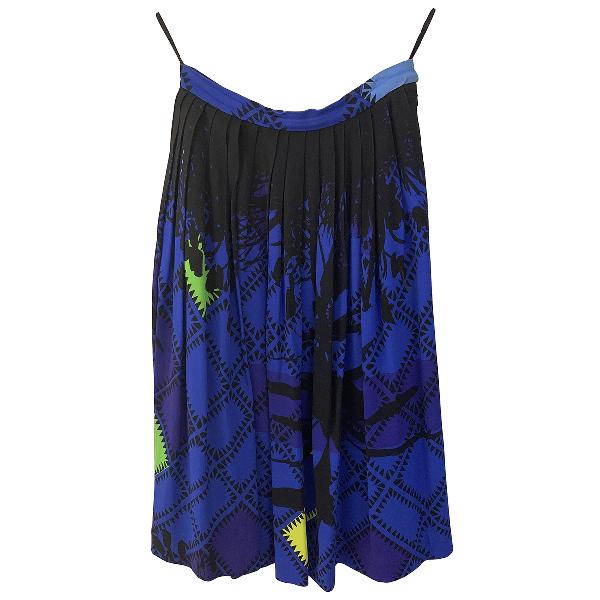 Preen Blue Skirt