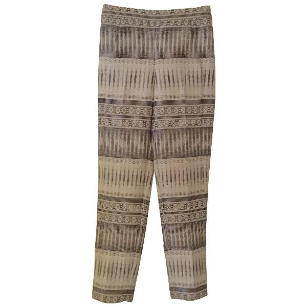 Amanda Wakeley White Trousers