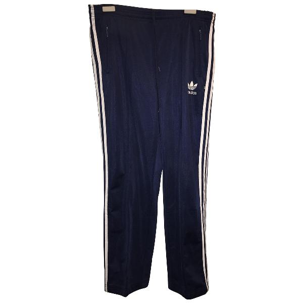 Adidas Originals Blue Trousers
