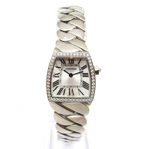 Cartier Dona White Gold Watch