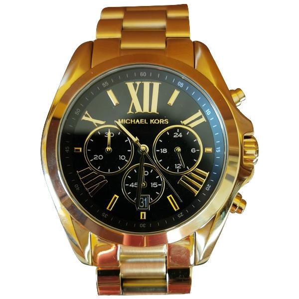 Michael Kors Gold Steel Watch