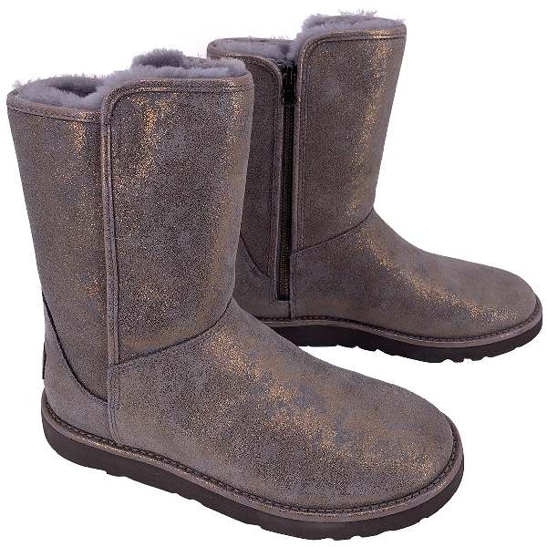 Ugg Grey Suede Boots