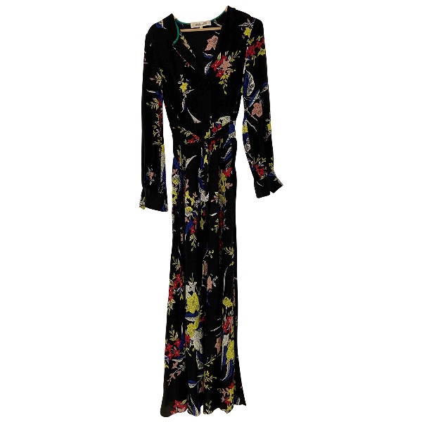 Diane Von Furstenberg Multicolour Silk Dress