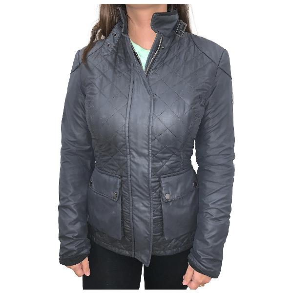 Belstaff Black Leather Leather Jacket