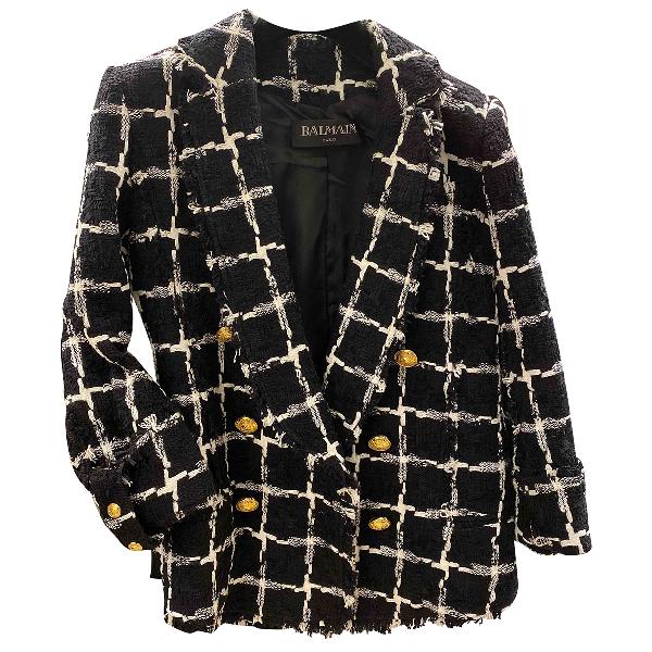 Balmain Multicolour Cotton Jacket