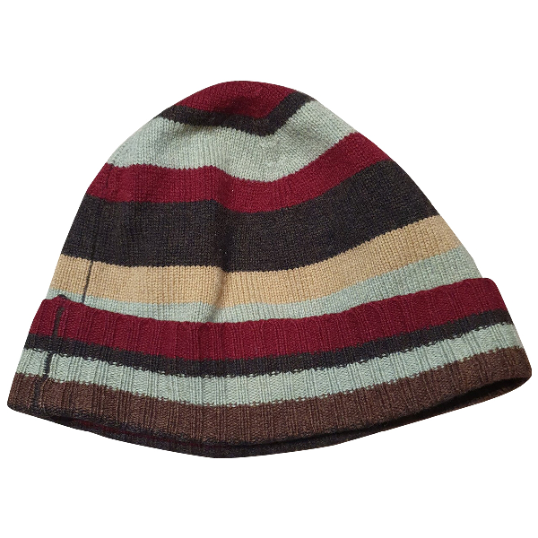 Paul Smith Multicolour Wool Hat & Pull On Hat