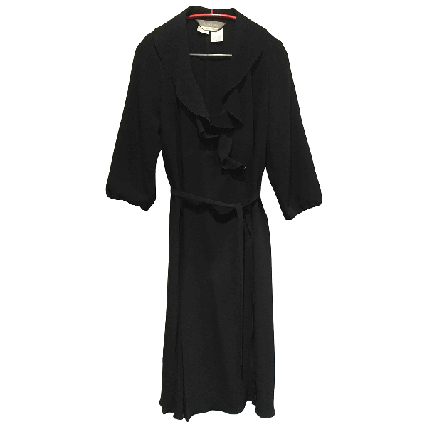 Max Mara Atelier Black Dress