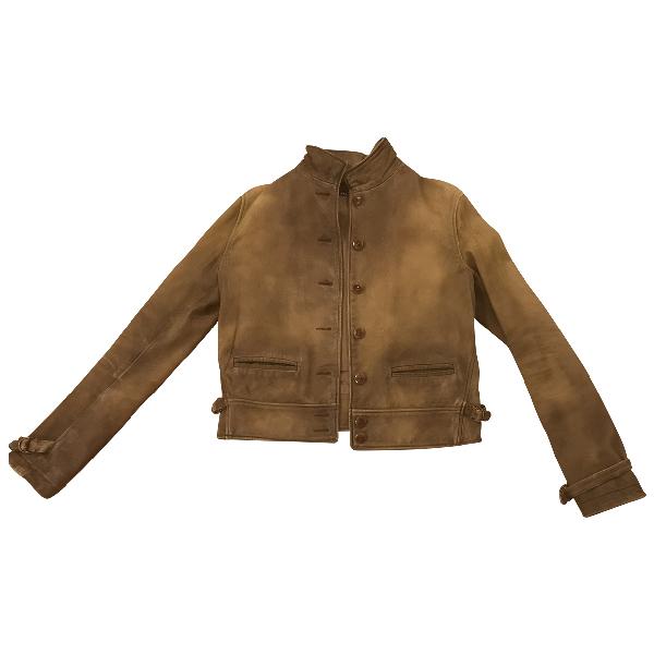Ralph Lauren Brown Suede Jacket