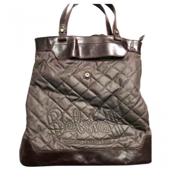 Belstaff Multicolour Cotton Handbag