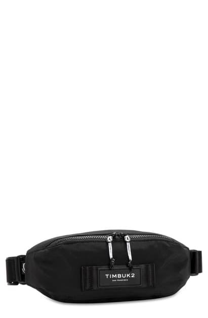 Timbuk2 Slacker Belt Bag In Jet Black