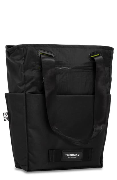 Timbuk2 Scholar Tote Bag In Jet Black