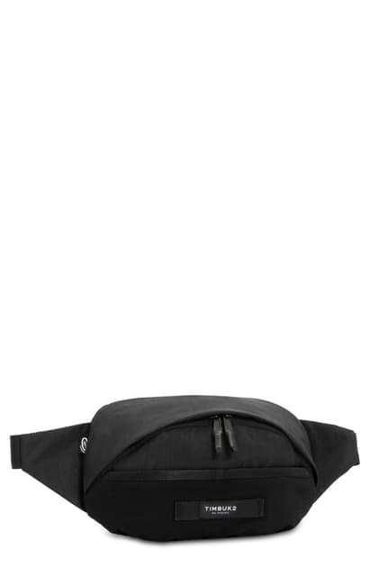 Timbuk2 La Banane Belt Bag In Jet Black
