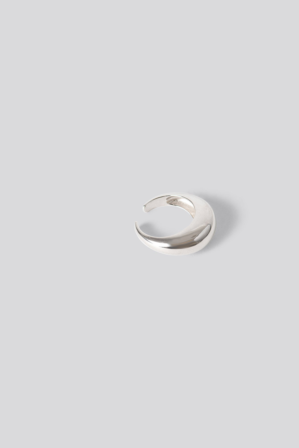 Na-kd Sterling Silver Chunky Ring Silver