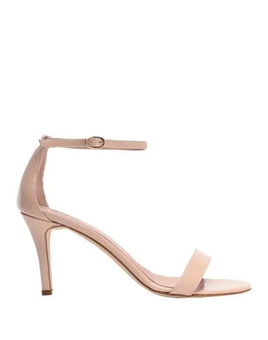 8 By Yoox Sandals In Pale Pink