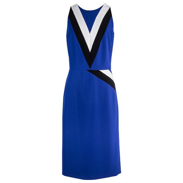 Altuzarra Blue Dress