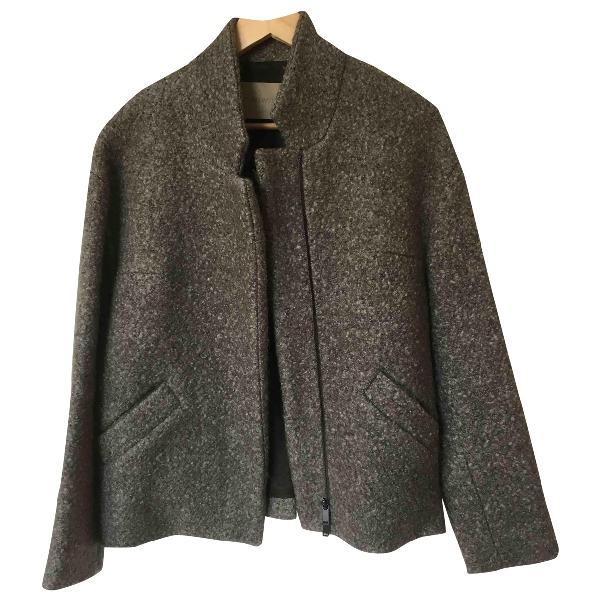 Christian Wijnants Green Wool Jacket