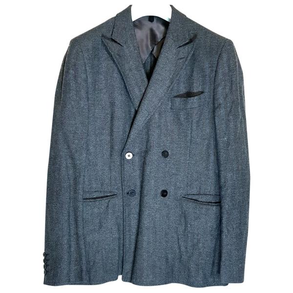 Tonello Grey Tweed Jacket