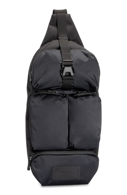 Timbuk2 Vapor Black Sling Pack In Jet Black