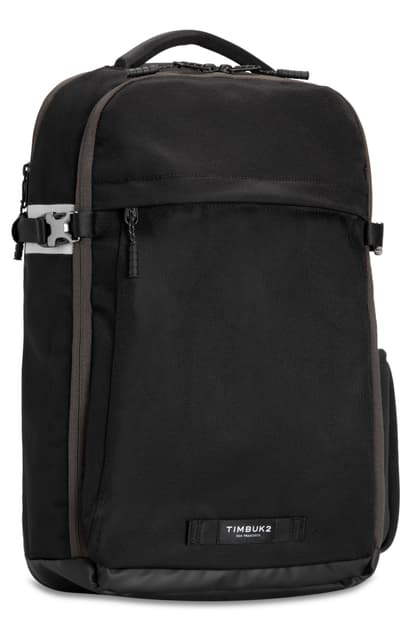 Timbuk2 Division Dlx Backpack In Black Deluxe