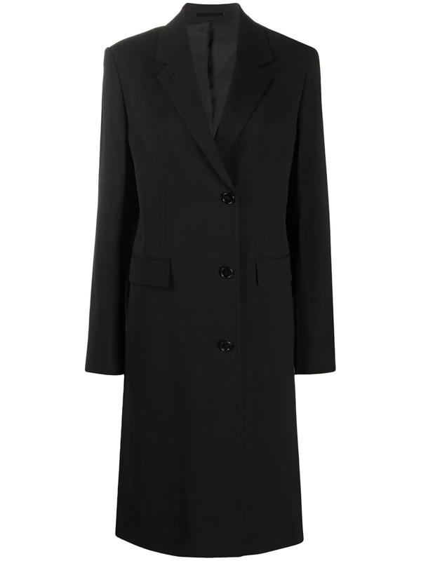 Filippa K Barnes Tailored Coat In Black