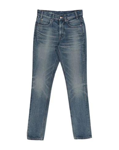 Celine Céline Women's Blue Cotton Jeans