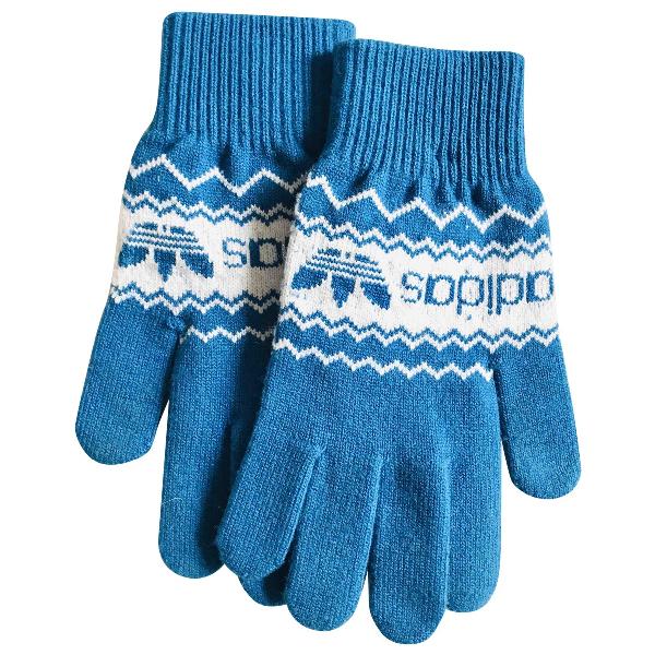 Adidas Originals Turquoise Gloves