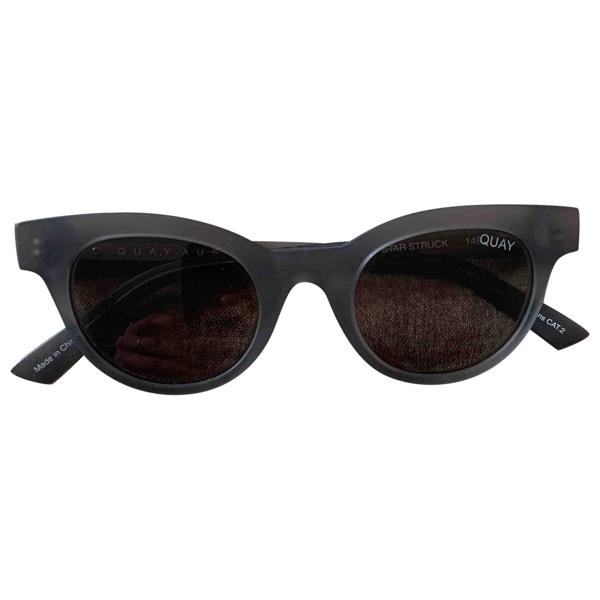 Quay Grey Sunglasses