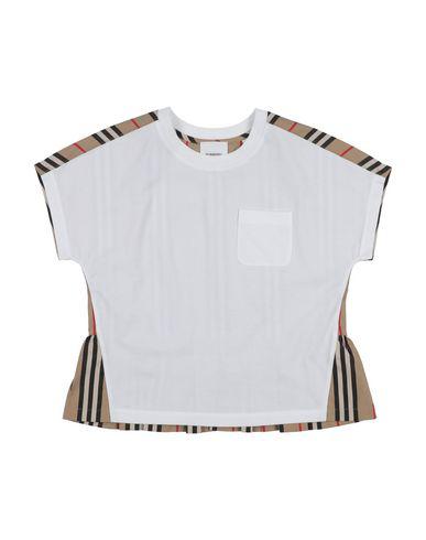Burberry Kids' Delilah T-shirt In White