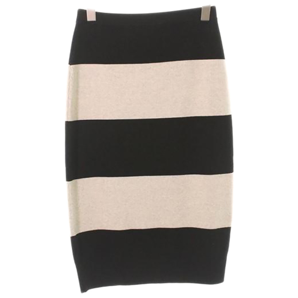 Dries Van Noten Black Skirt