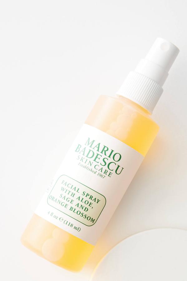Mario Badescu Facial Spray With Aloe, Sage And Orange Blossom