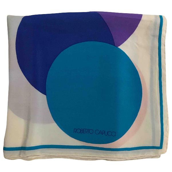Roberto Capucci Multicolour Silk Scarf